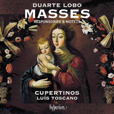 Almeno Goncalves 두아르테 로보: 미사곡 (Duarte Lobo: Masses, Responsories & Motets)