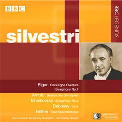 엘가 : 코카인, 교향곡 1번, 차이코프스키 : 교향곡 2번, 에네스쿠 : 루마니아 랩소디 (Elgar : Cockaigne Op.40, Symphony No.1 Op.55, Tchaikovsky : Symphony No.2 Op.17, Enescu : Romanian Rhapsody Op.11-1) (