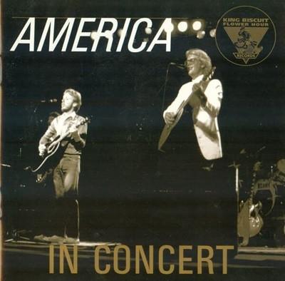 America - In Concert (수입)