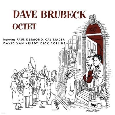 [중고 LP] Dave Brubeck - Dave Brubeck Octet