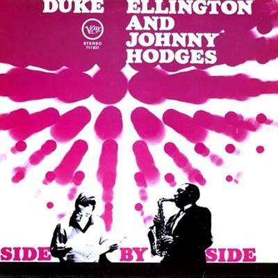 [중고 LP] Duke Ellington And Johnny Hodges - Side By Side