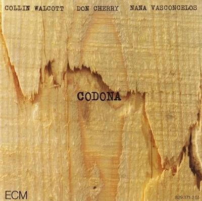 [중고 LP] Codona - Codona