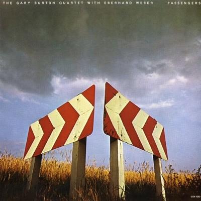 [중고 LP] Gary Burton / Eberhard Weber / Pat Metheny - Passengers