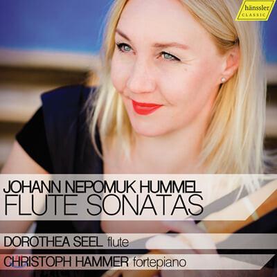 Dorothea Seel 훔멜: 플루트 소나타 작품집 (Hummel: Flute Sonatas)