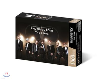 BTS 직소퍼즐 월드투어 포스터 1 THE WINGS TOUR