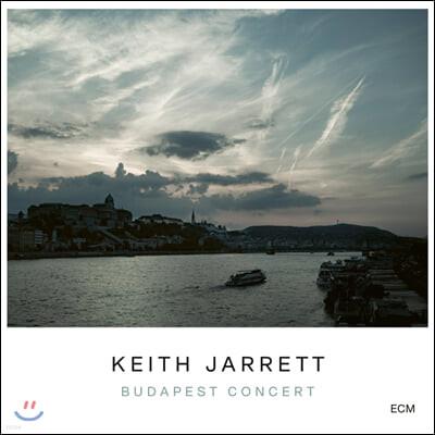 Keith Jarrett - Budapest Concert 키스 자렛 2016년 헝가리 부다페스트 콘서트 [2LP]