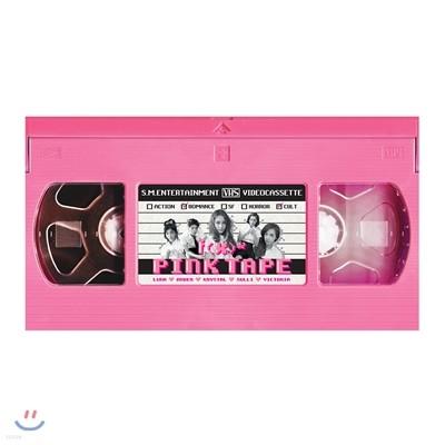 에프엑스 (f(x)) 2집 - Pink Tape