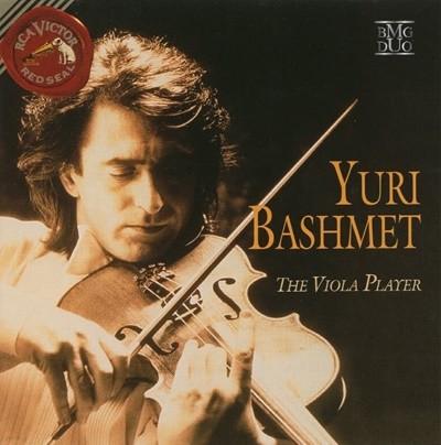 YURI BASHMET - THE VIOLA PLAYER 2×CD