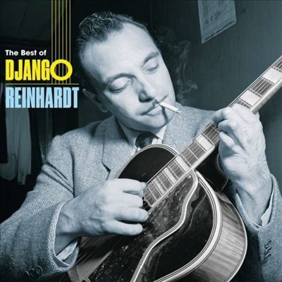 Django Reinhardt - Best Of Django Reinhardt (Ltd. Ed)(Remastered)(Bonus Track)(180G)(Orange Virgin-Vinyl)(LP)