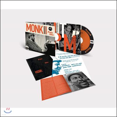 Thelonious Monk (델로니어스 몽크) - Palo Alto