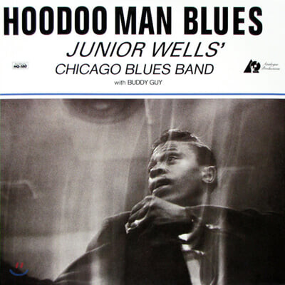 Junior Wells (주니어 웰스) - Hoodoo Man Blues [2LP]