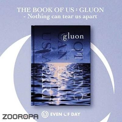 [미개봉] 데이식스 DAY6 Even of Day The Book of Us Gluon Nothing can tear us apart