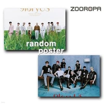 [포스터/새상품] 에스에프나인 SF9 미니앨범 8집 9loryUS (브로마이드1장+지관통)