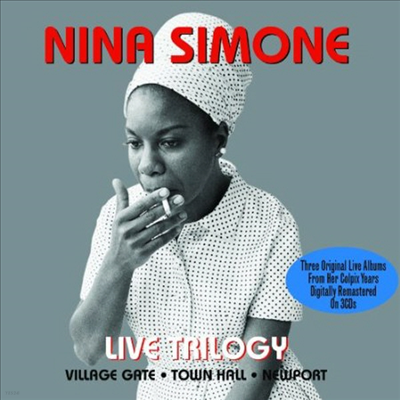 Nina Simone - Live Trilogy (Remastered)(4 On 3CD)