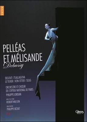 드뷔시 : 펠레아스와 멜리장드 (로버트 윌슨 연출) - 폰 오터