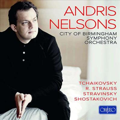 안드리스 넬손스 & 버밍험 심포니 오케스트라 (Andris Nelsons & City of Birmingham Symphony Orchestra) (9CD Boxset) - Andris Nelsons