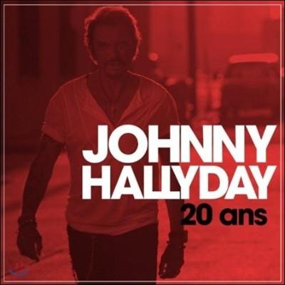 Johnny Hallyday - 20 Ans