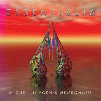Neuronium - Essentialia: The Essence Of Michil Huygen's Neuron (CD)