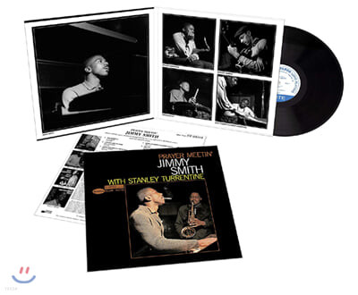 Jimmy Smith (지미 스미스) - Prayer Meetin' [LP]