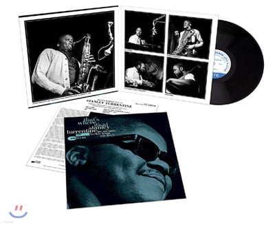 Stanley Turrentine (스탠리 튜런틴) - That's Where It's At [LP]