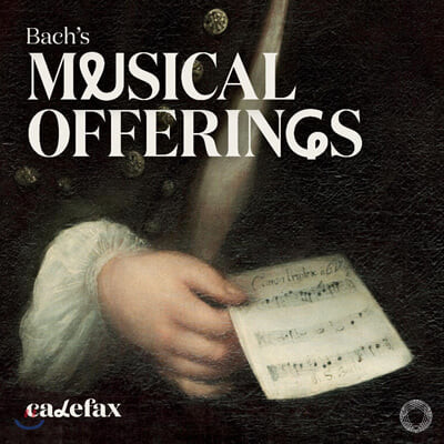 Calefax Reed Quintet 바흐: 음악의 헌정, 14개의 캐논, 캐논 변주곡 BWV 769 (Bach's Musical Offerings)