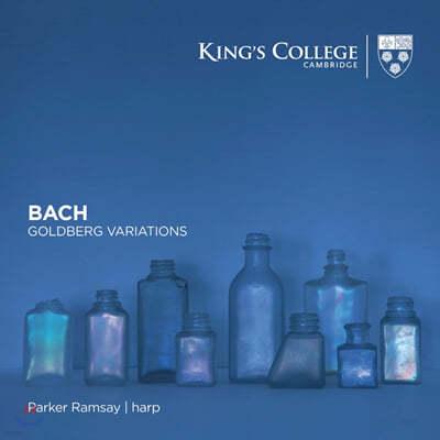 Parker Ramsay 바흐: 골드베르크 변주곡 [하프 편곡 연주반] (Bach: Goldberg Variations - Arranged for Harp)