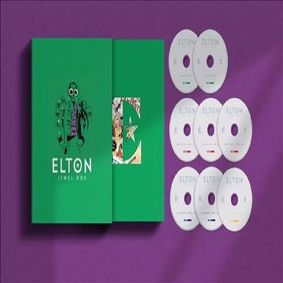 Elton John - Jewel Box (Super Deluxe Edition)(8CD)(Box Set)