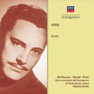 베르디: 오델로 (Verdi: Otello) (2CD) - Mario del Monaco