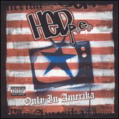 (Hed) P.E. - Only in Amerika (CD)