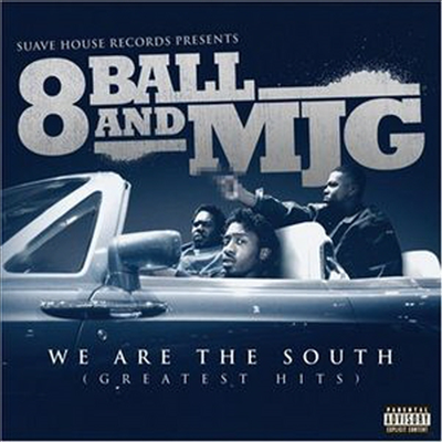 8 Ball & MJG - We Are The South: Greatest Hits (CD)
