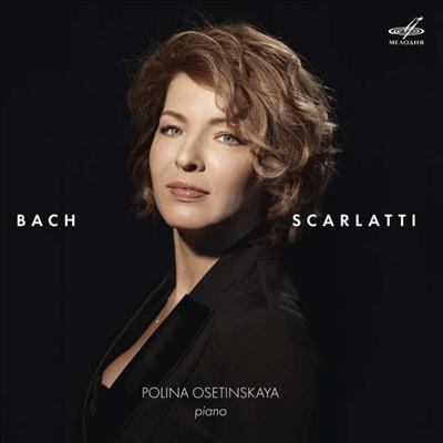 바흐 & D.스카를라티: 피아노 작품집 (Bach & D.Scarlatti: Works for Piano)(CD) - Scarlatti