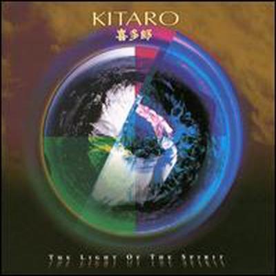 기타로 (Kitaro) - Light of the Spirit (Remastered)(CD+DVD)