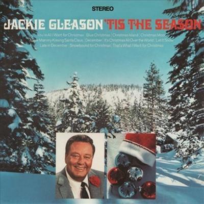 Jackie Gleason - Tis The Season (180g Gatefold LP)