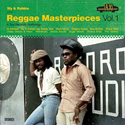 Sly & Robbie Prescents - Reggae Masterpieces: Taxi Records Anthology Vol 1 (CD)