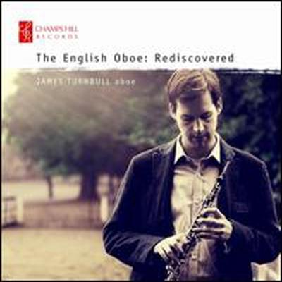 제임스 턴불 - 영국 오보에 작품집 (James Turnbull - English Oboe: Rediscovered)(CD) - James Turnbull