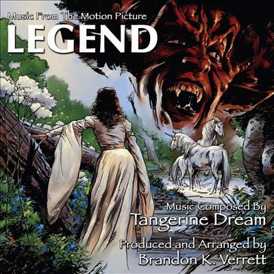 Tangerine Dream - Legend (레전드) (Soundtrack)(CD)