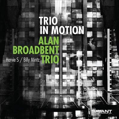 Alan Broadbent Trio - Trio In Motion (CD)