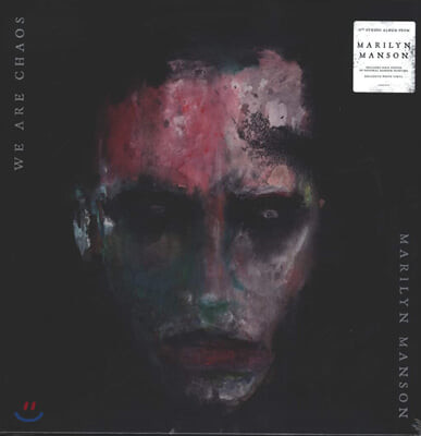 Marilyn Manson (마릴린 맨슨) - We Are Chaos [화이트 컬러 LP]