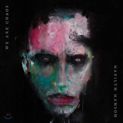 Marilyn Manson (마릴린 맨슨) - We Are Chaos [LP]