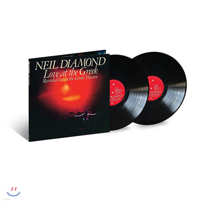 Neil Diamond (닐 다이아몬드) - Love At The Greek [2LP]
