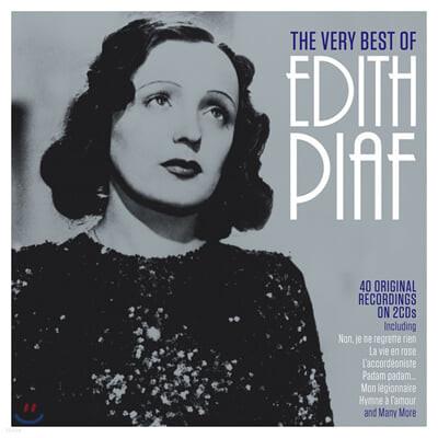 Edith Piaf (에디트 피아프) - The Very Best of Edith Piaf