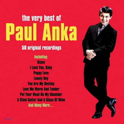 Paul Anka (폴 앵카) - The Very Best of Paul Anka