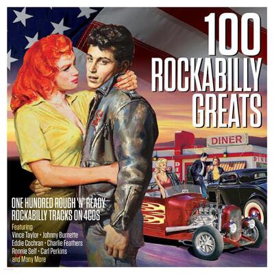 100곡의 로커빌리 명곡 모음집 (100 Rockabilly Greats)