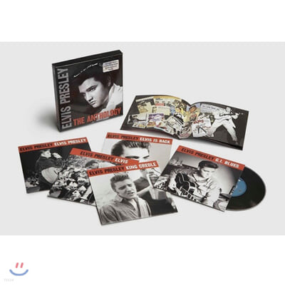 Elvis Presley (엘비스 프레슬리) - The Anthology
