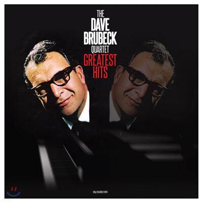 Dave Brubeck Quartet (데이브 브루벡 쿼텟) - Greatest Hits [컬러 LP]