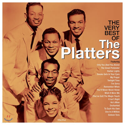 The Platters (플래터스) - The Very Best of The Platters [LP]