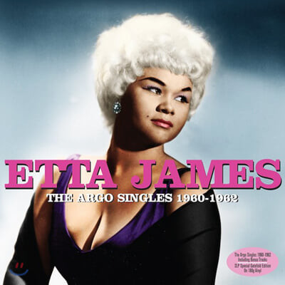 Etta James (에타 제임스) - The Argo Singles 1960-1962 [2LP]