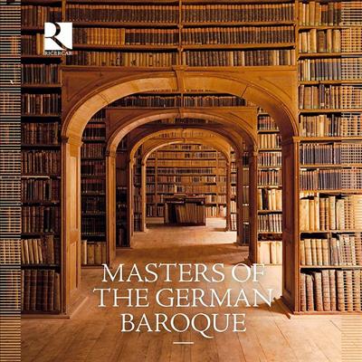 리체르카 40주년 독일 바로크 음악 (Masters of the German Baroque) (31CD Boxset) - 여러 아티스트