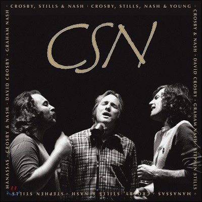 Crosby, Stills & Nash - CSN (Deluxe Box Edition)
