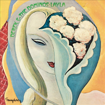 Derek & The Dominos - Layla & Other Assorted Love Songs (50th Anniversary Edition)(Deluxe Edition)(2CD)